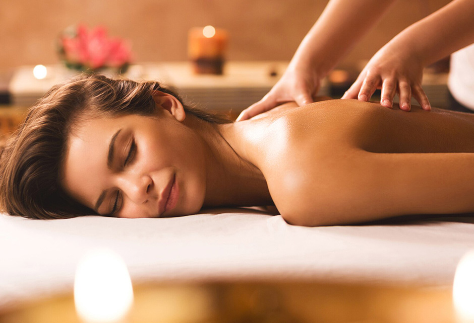 Thai Oil Massage Therapy